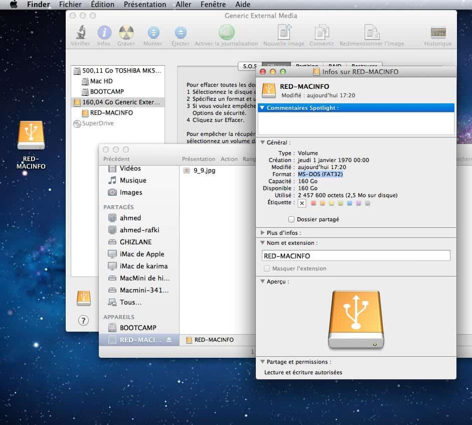 Comment Restaurer Un Disque Dur Externe Sur Mac