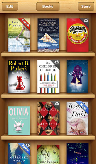 how to get ibooks from mac to ipad