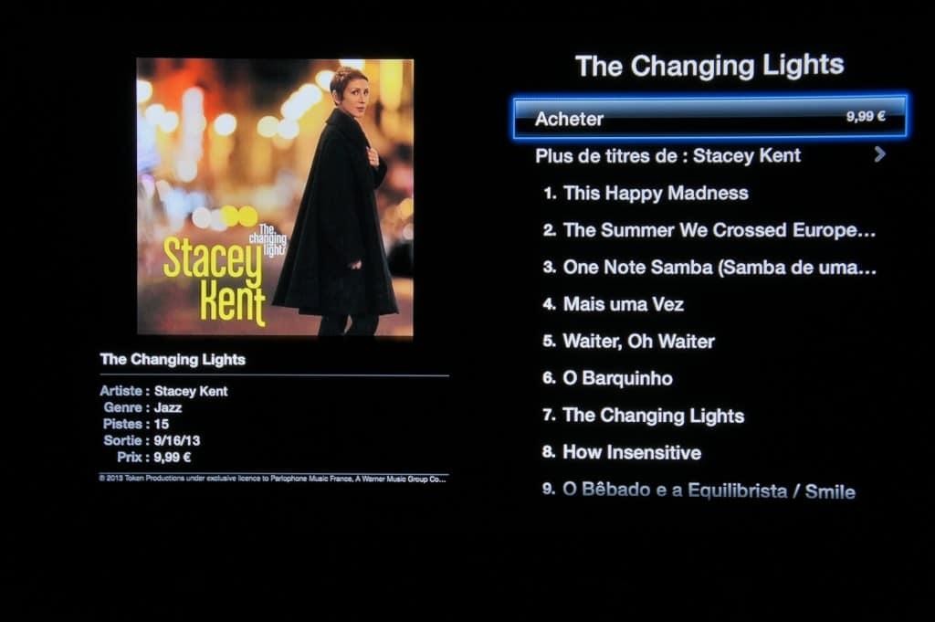 iTunes Apple TV