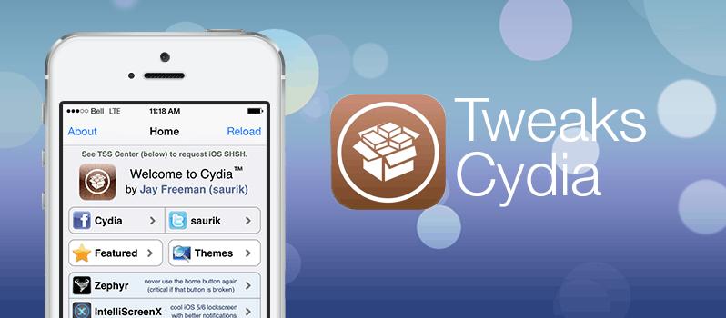 Tweaks Cydia iOS 7