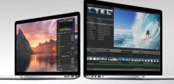 La nouvelle gamme des Macbook Pro est disponible !