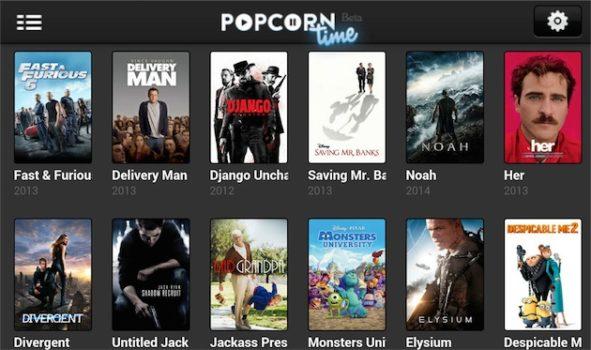 Télécharger <b>Popcorn</b> <b>Time</b> pour macOS : téléchargement gratuit !