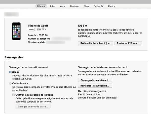 Restauration-iPhone-windows