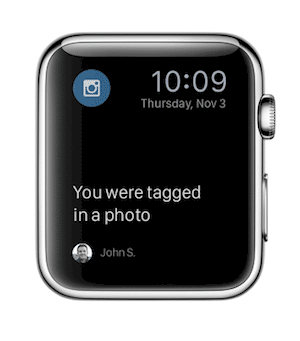 Notification-instagram-apple-watch