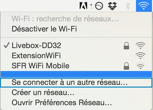 comment cr u00e9er et se connecter  u00e0 un r u00e9seau wifi invisible