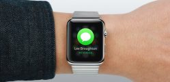 Image à la Une Messages Apple Watch