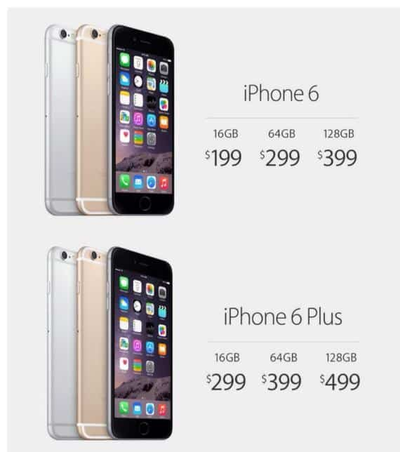 Prix Du Iphone 6 Plus