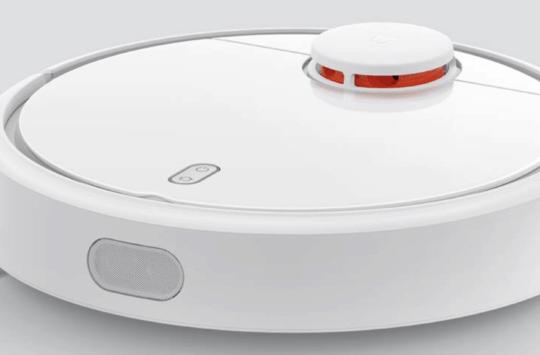 Test Xiaomi Mi Robot Vacuum - couverture