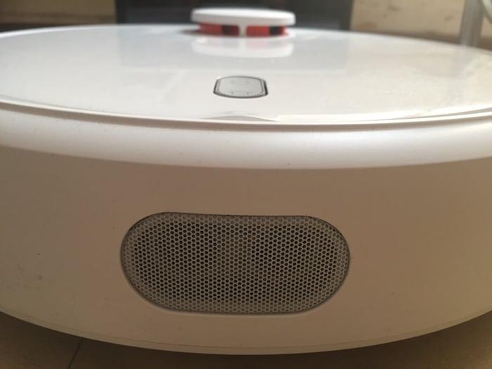 Test Xiaomi Mi Robot Vacuum - equipements