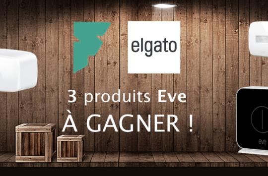 concours elgato produits eve