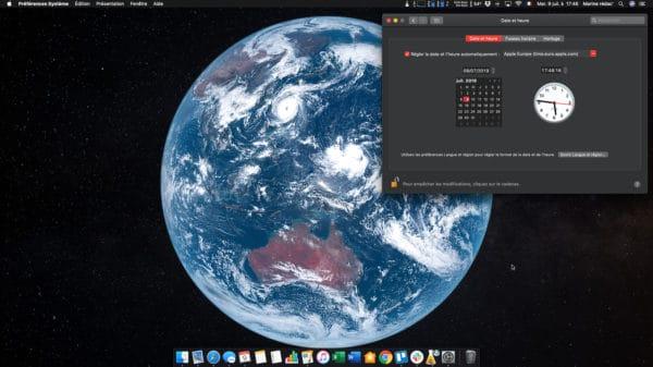Télécharger des fonds d'écrans dynamiques pour son Mac   Frenchmac